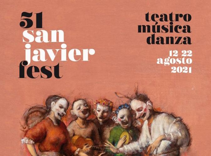 Festival de Teatro de San Javier 2021