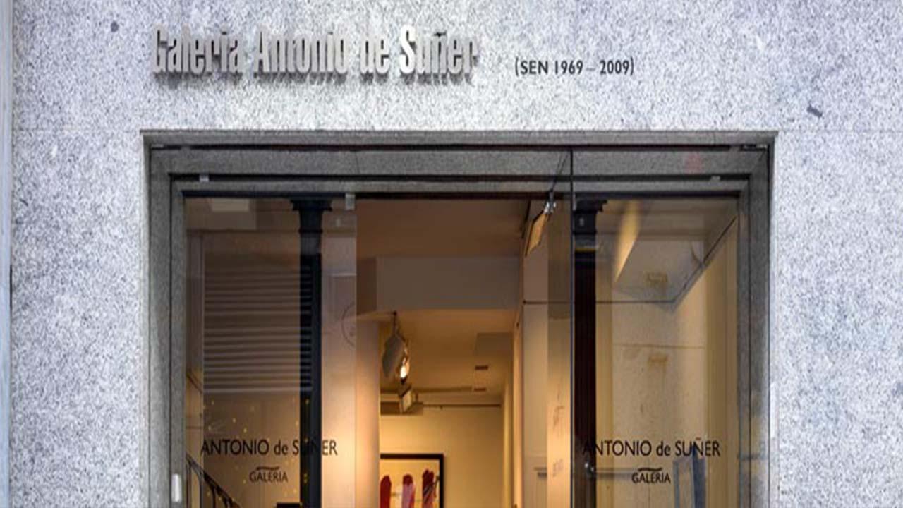 Galeria de arte Antonio de Suner