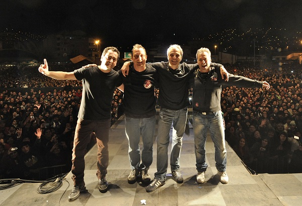 Hombres G magdalena deluxe