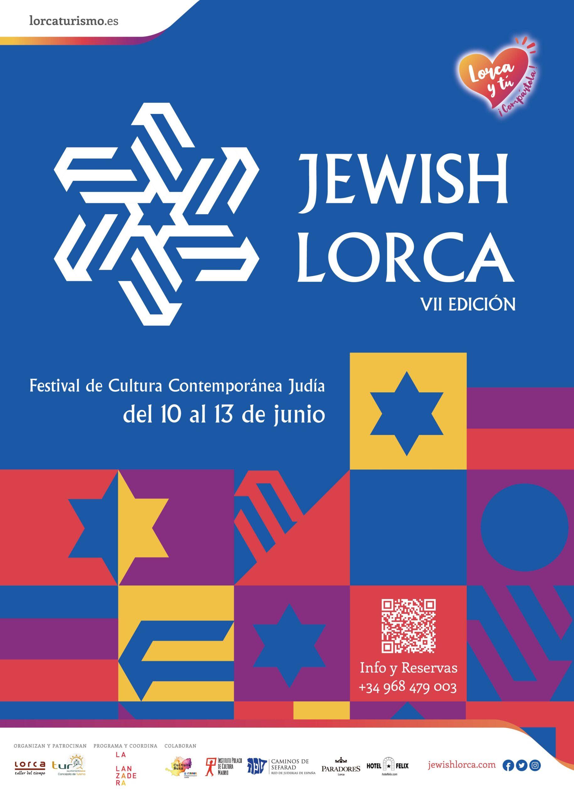 Jewhish Lorca 2021