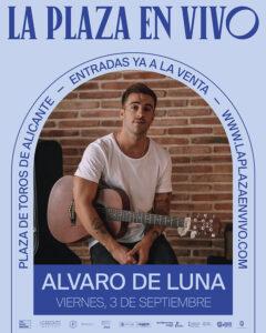 LAPLAZAENVIVO Alvaro de luna