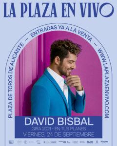 LAPLAZAENVIVO David Bisbal