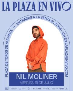 LAPLAZAENVIVO Nil Moliner