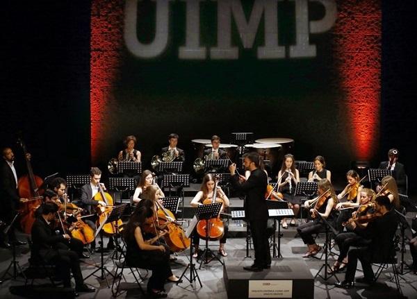 La UIMP presenta el concierto de inauguracion