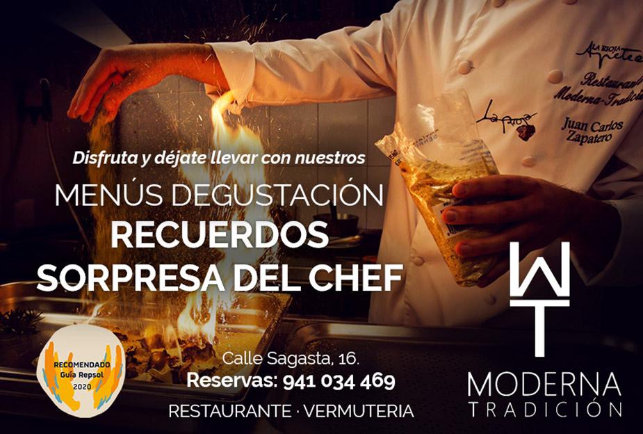 Restaurante Moderna Tradición