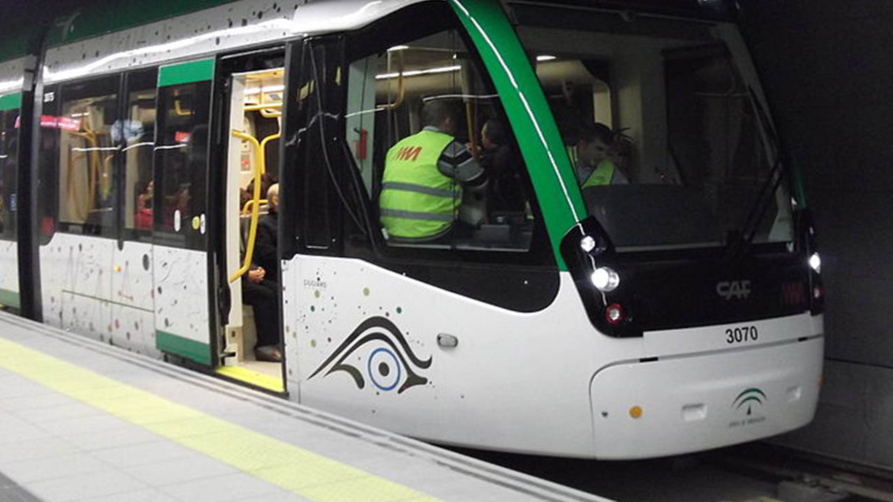 Metro de Malaga