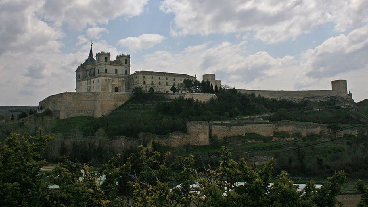 Monasterio de Ucles Cuenca Espana