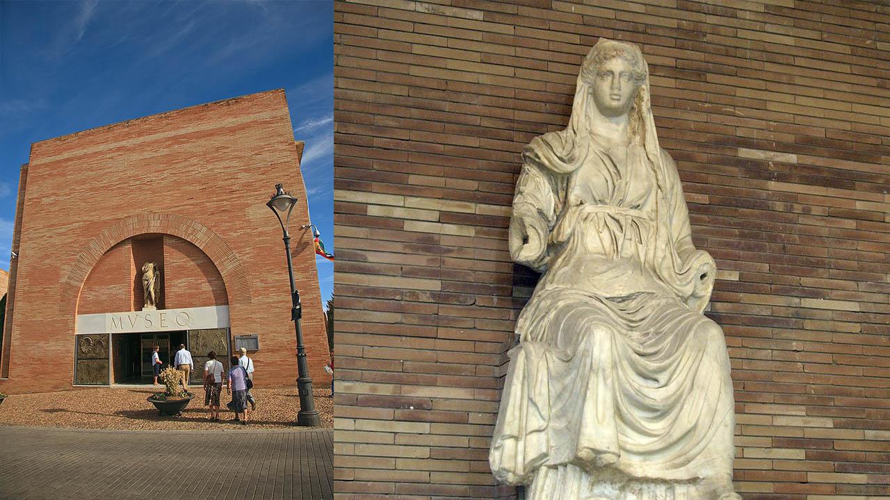 Museo Nacional de Arte Romano de Merida