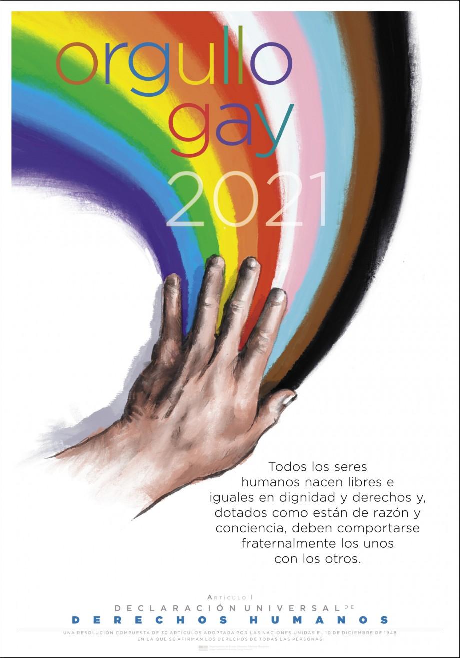 El Orgullo LGTBI en Murcia: programa 2021