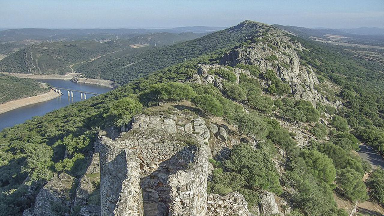 Parque de Monfrague Extremadura