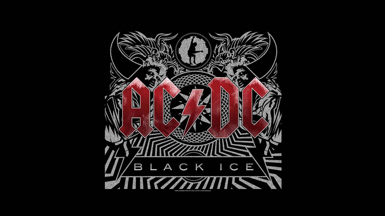 Portada de Black Ice ACDC