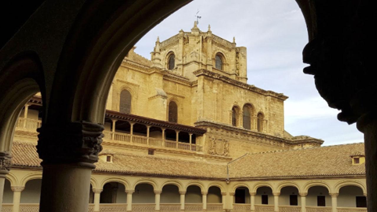 Real Monasterio de San Jeronimo Valparaiso