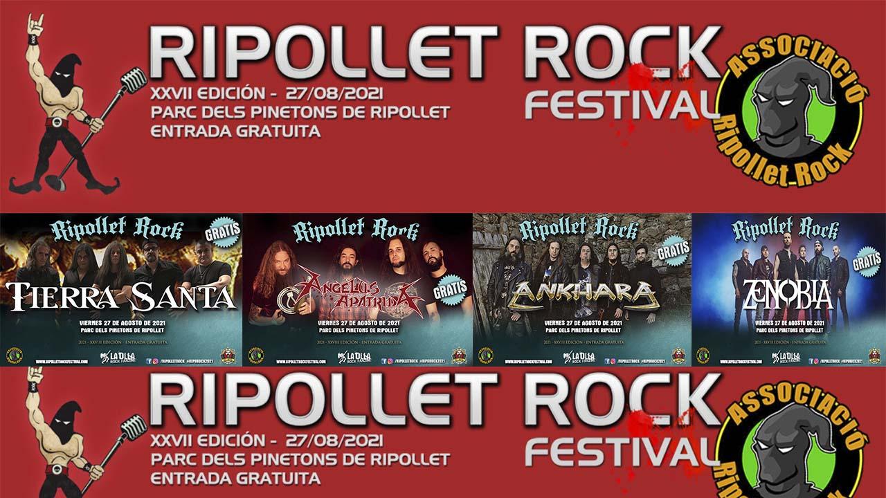 Ripollet Rock Festival 2021