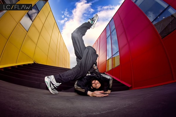 Talleres intensivos de breakdance en CdAT
