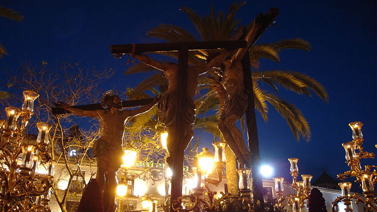 Vera Cruz de Jerez Semana Santa Andalucia