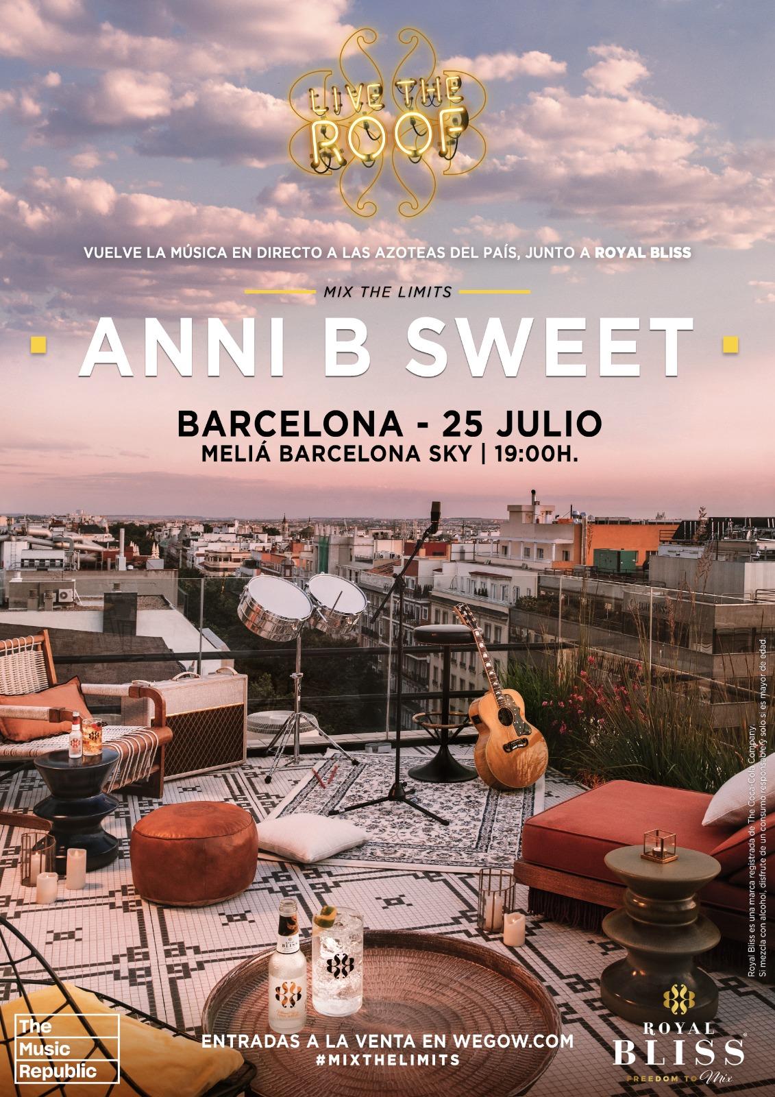 anni b sweet en live the roof barcelona 16236824732574737