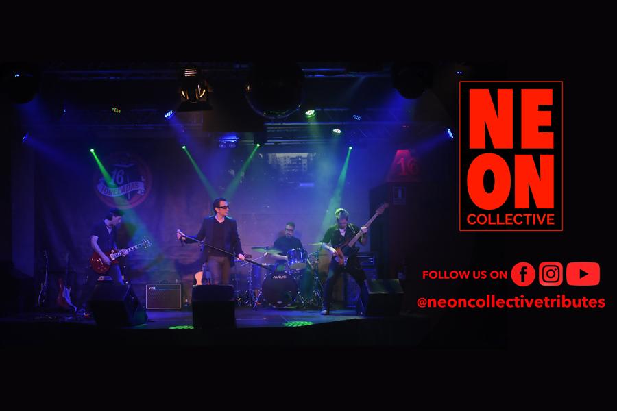 concierto de depeche mode u2 the cure by neon collective en barcelona 16248750915008945