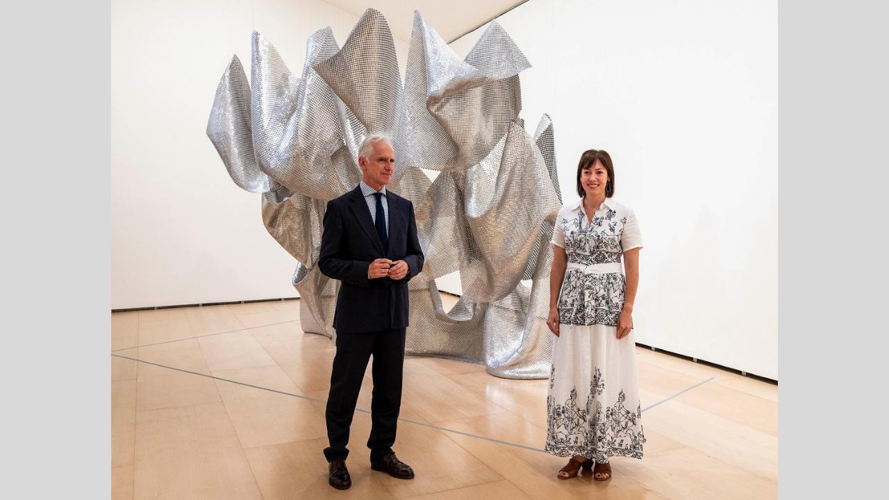 El ingenio y el humor se citan en el Guggenheim
