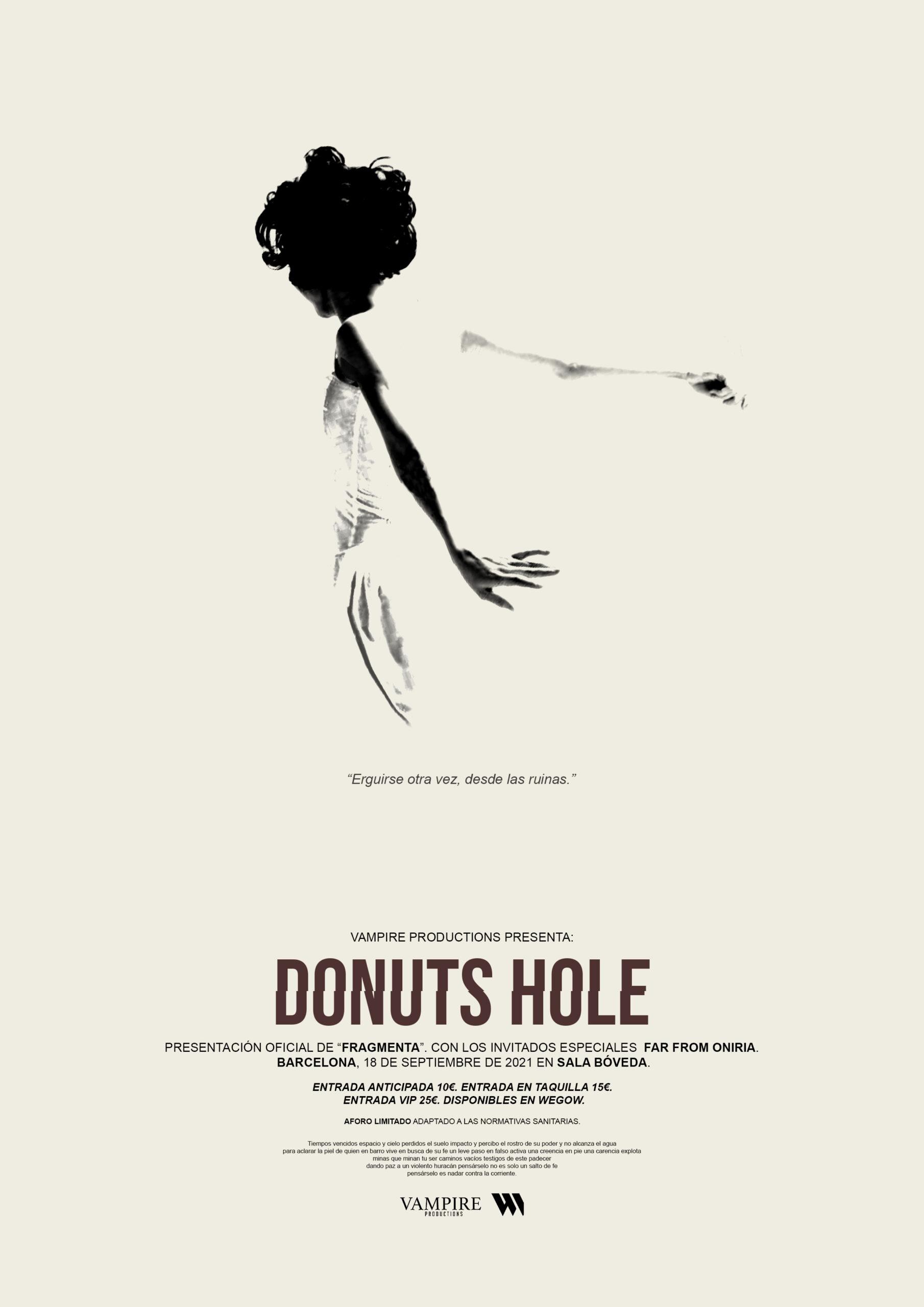 donuts hole presentacion oficial fragmenta con invitados especiales far from oniria 16222182136863847