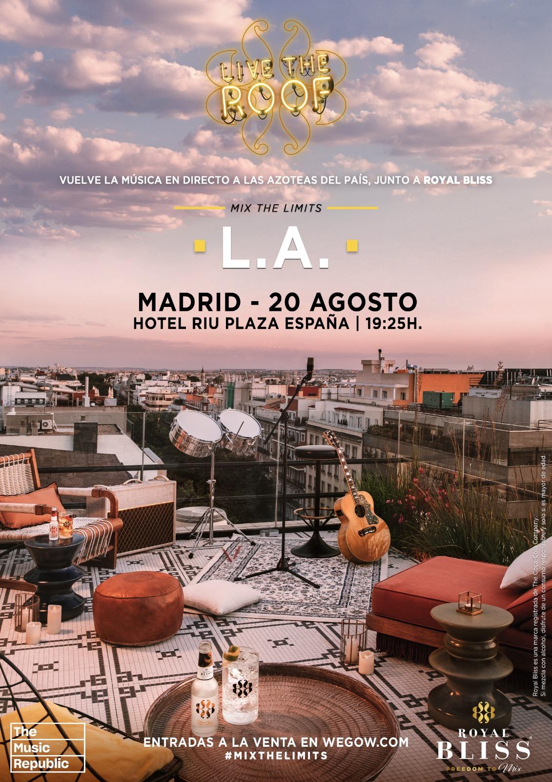 la en live the roof madrid 16237536556438048