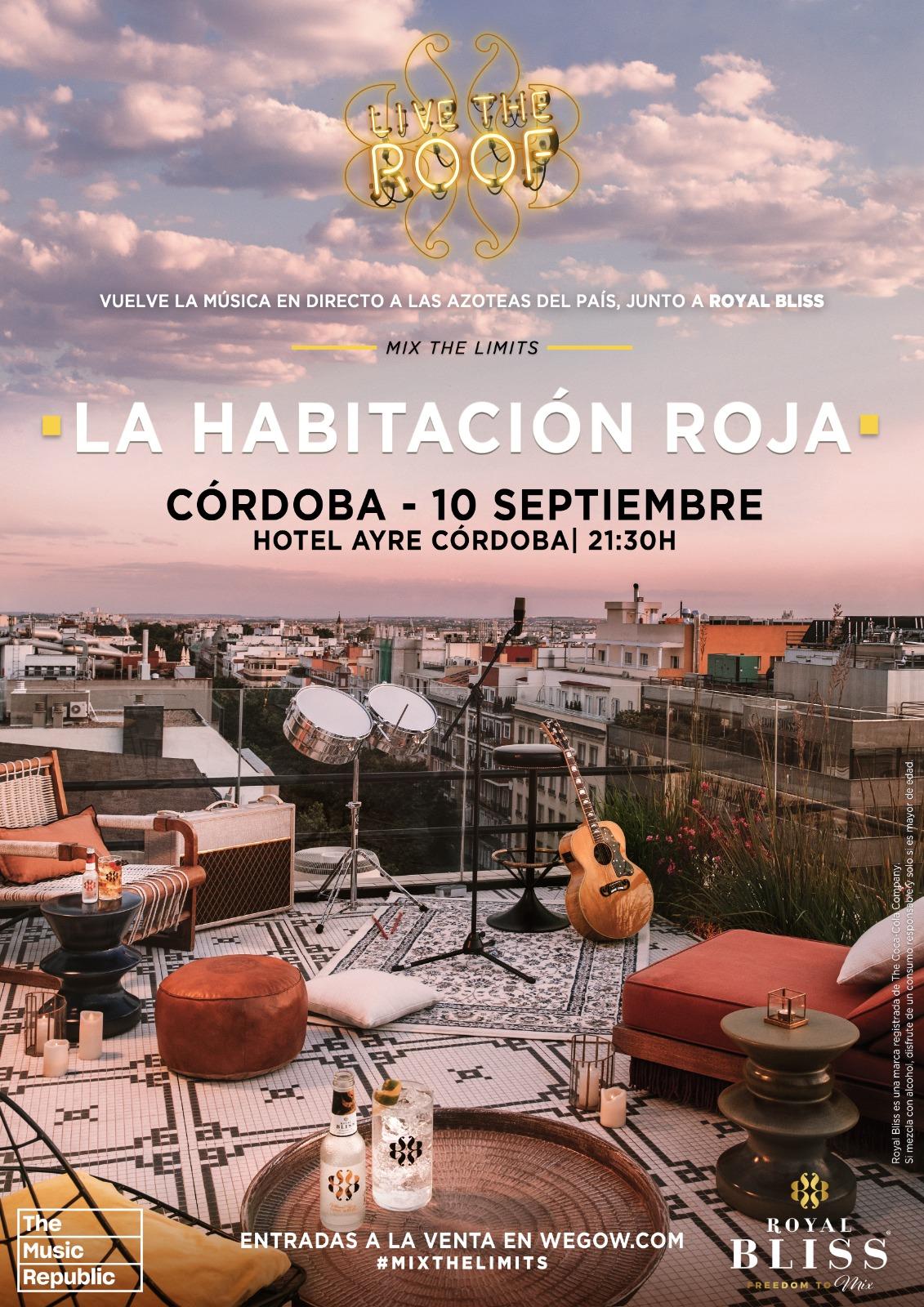 la habitacion roja en live the roof cordoba 1623678139029562