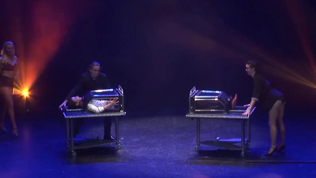 'Mas Allá de la Fantasía' Magia con Domingo Artés en el Teatro Villa De Molina