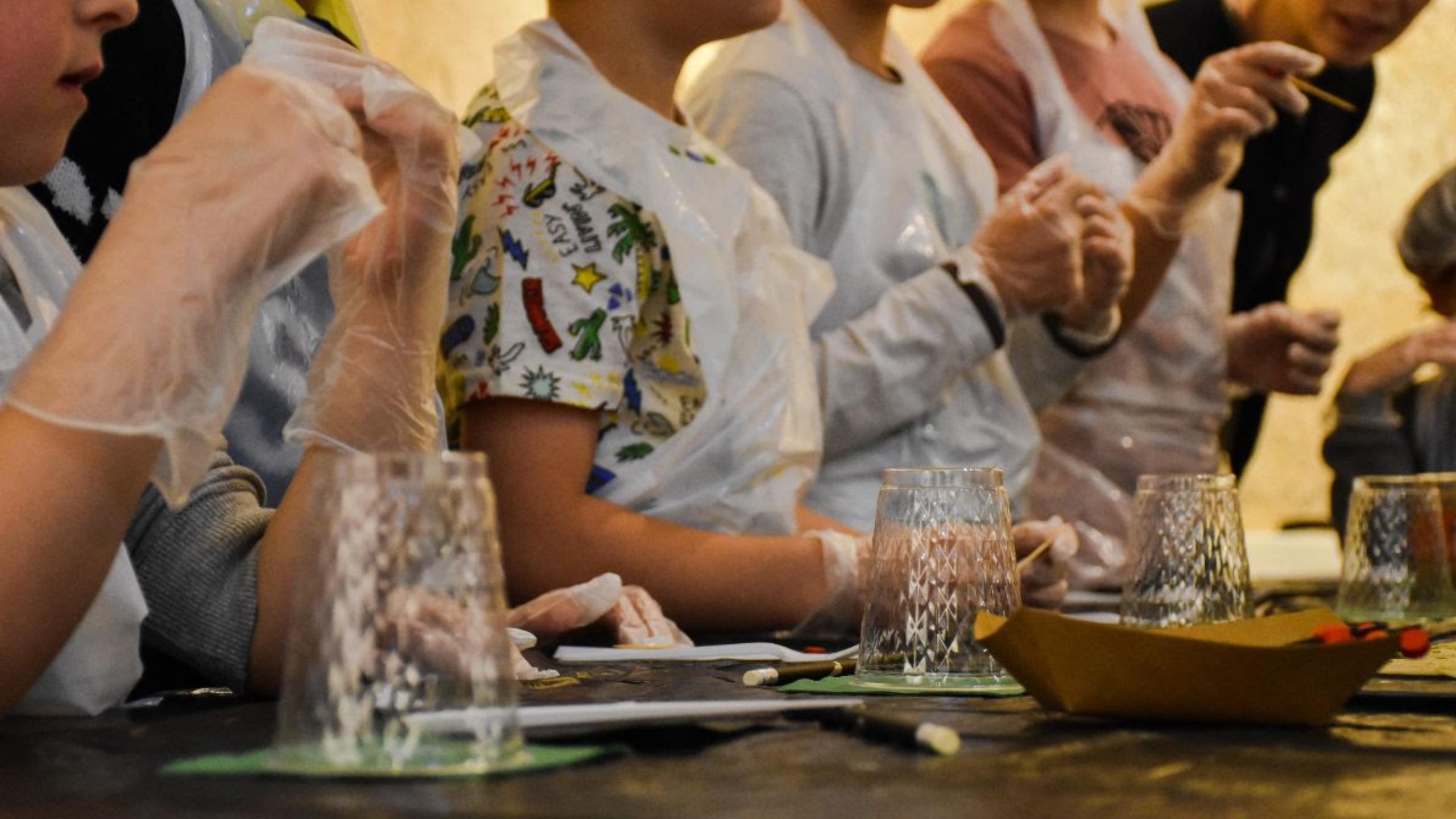 El Museo Vasco y el Museo de Reproducciones presentan de forma conjunta el taller infantil «Eizu zure…»