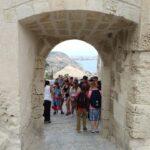 visitas tour castillo santa barbara alicante 11