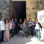 visitas tour castillo santa barbara alicante 12