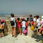 visitas tour castillo santa barbara alicante 6