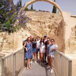 visitas tour castillo santa barbara alicante 9