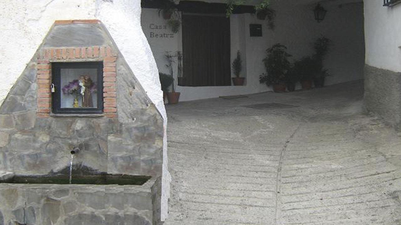 Callejones de Busquistar Granada