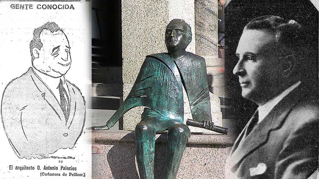 Don Antonio Palacios arquitecto