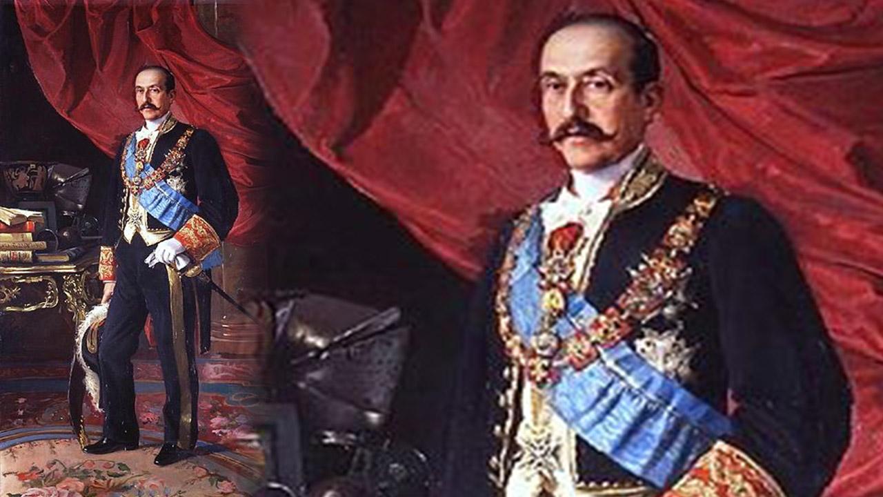 Enrique de Aguilera y Gamboa por Jose Soriano Fort. Ca. 1903. Museo Cerralbo Madrid.