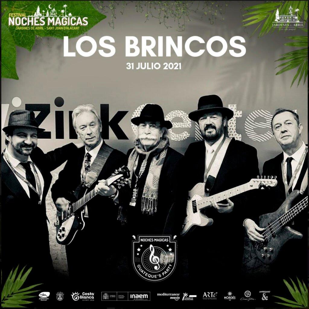 FESTIVAL NOCHES MAGICAS 2021 LOS BRINCOS