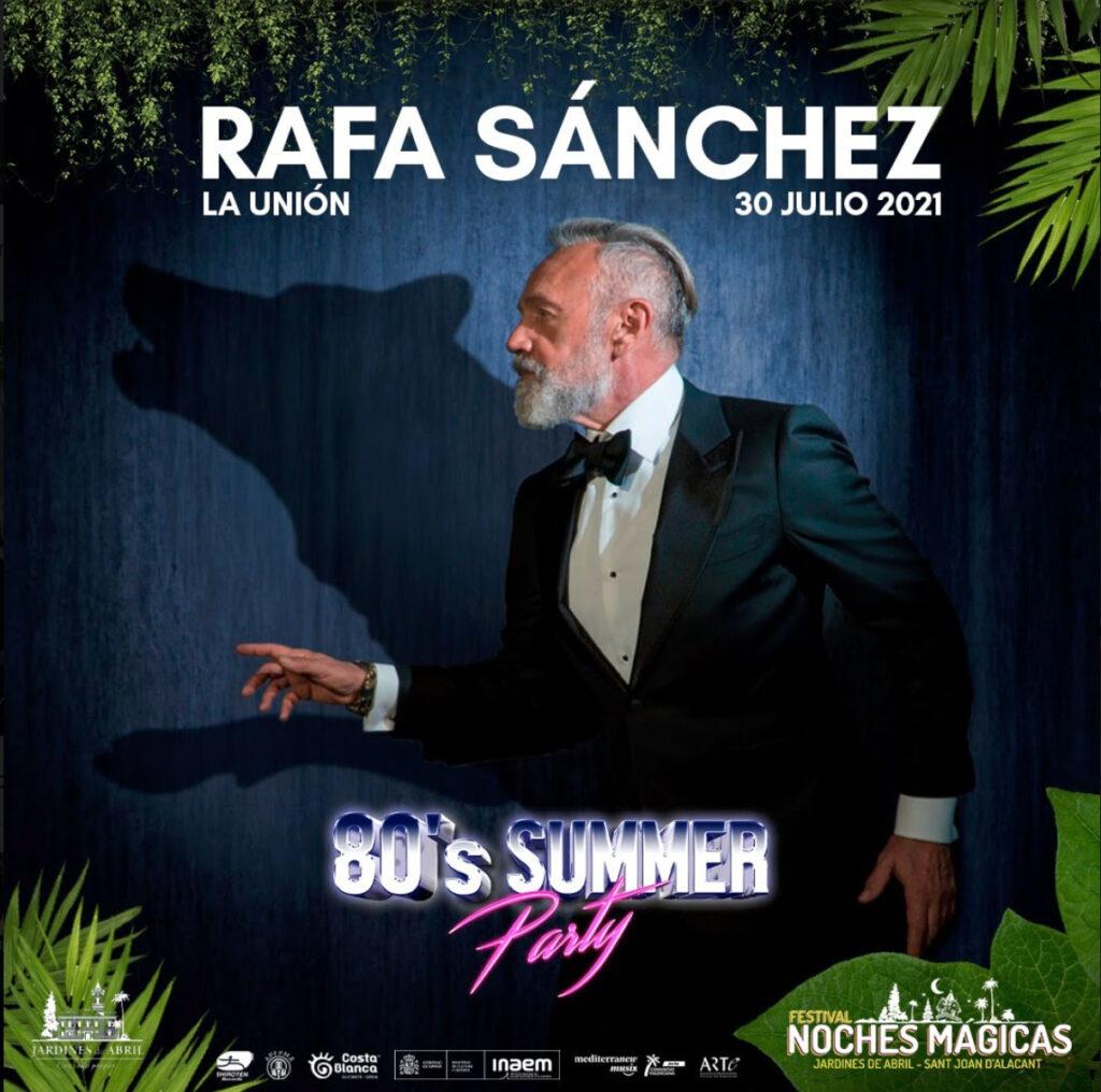 FESTIVAL NOCHES MAGICAS 2021 RAFA SANCHEZ