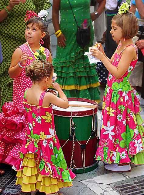 Feria de Malaga Espana