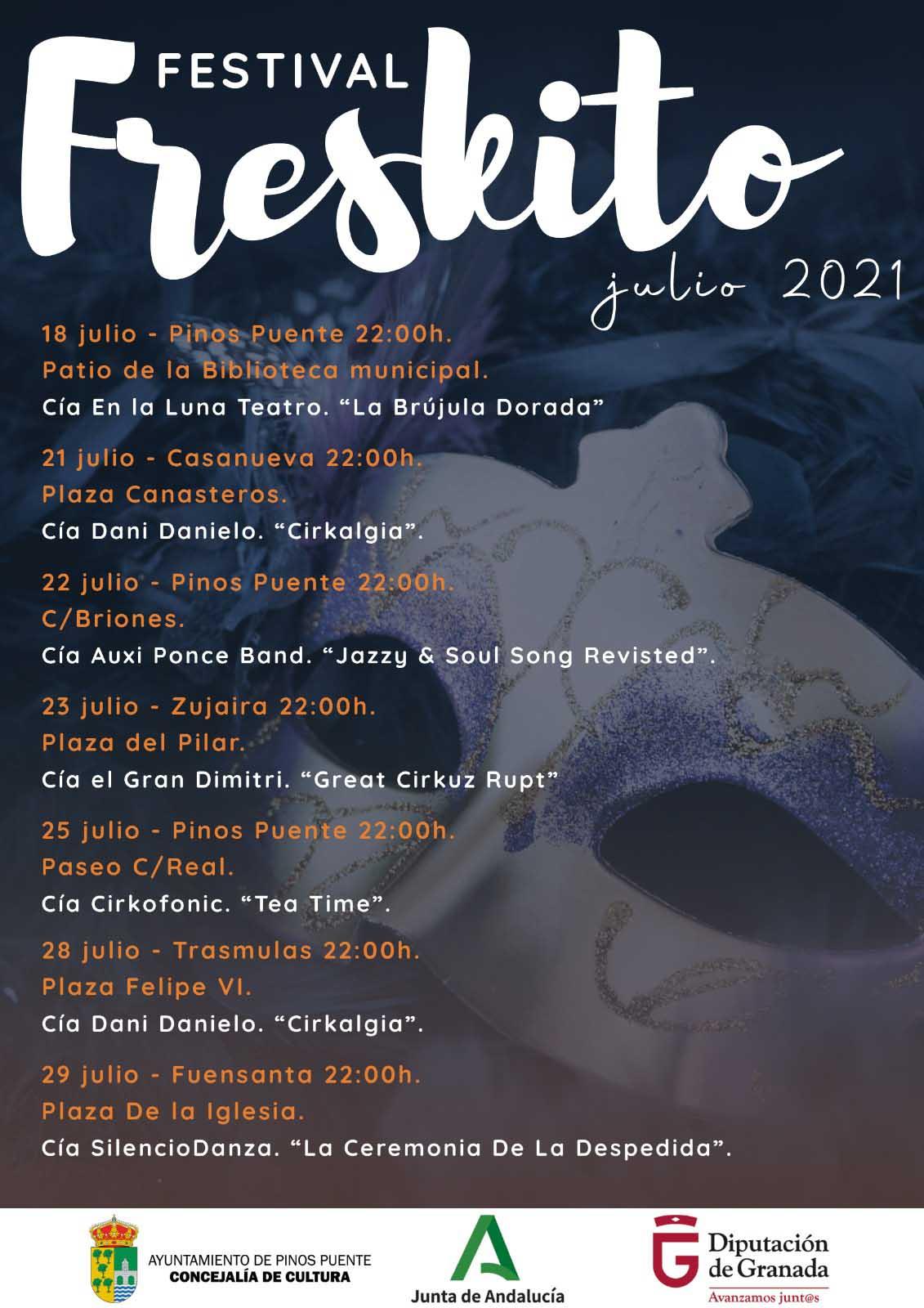 Festival Al Freskito 2021