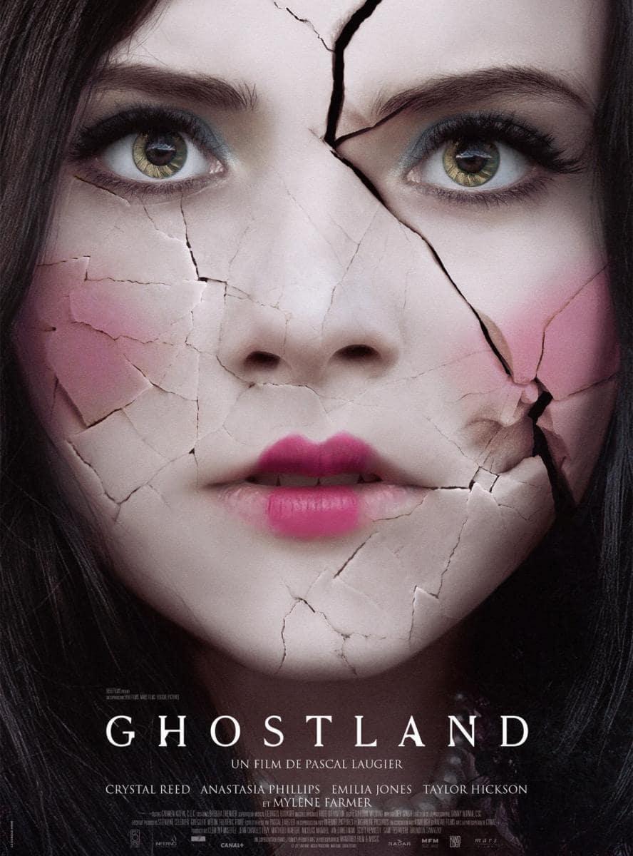Proyección de 'Ghostland' en el Hospital Militar