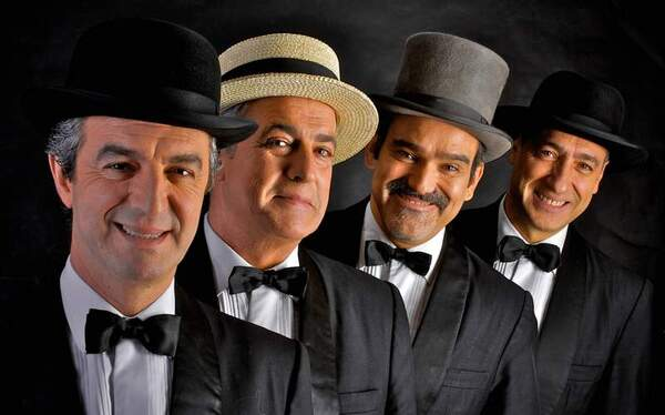 Golden Apple Quartet Camargo