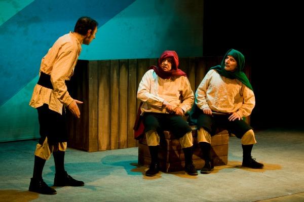 La loca historia de Galicia teatro Bueu
