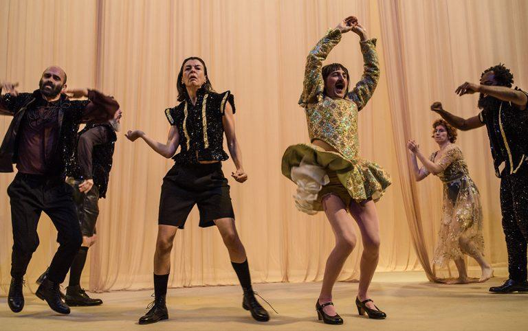 Othello en el Teatro Calderón