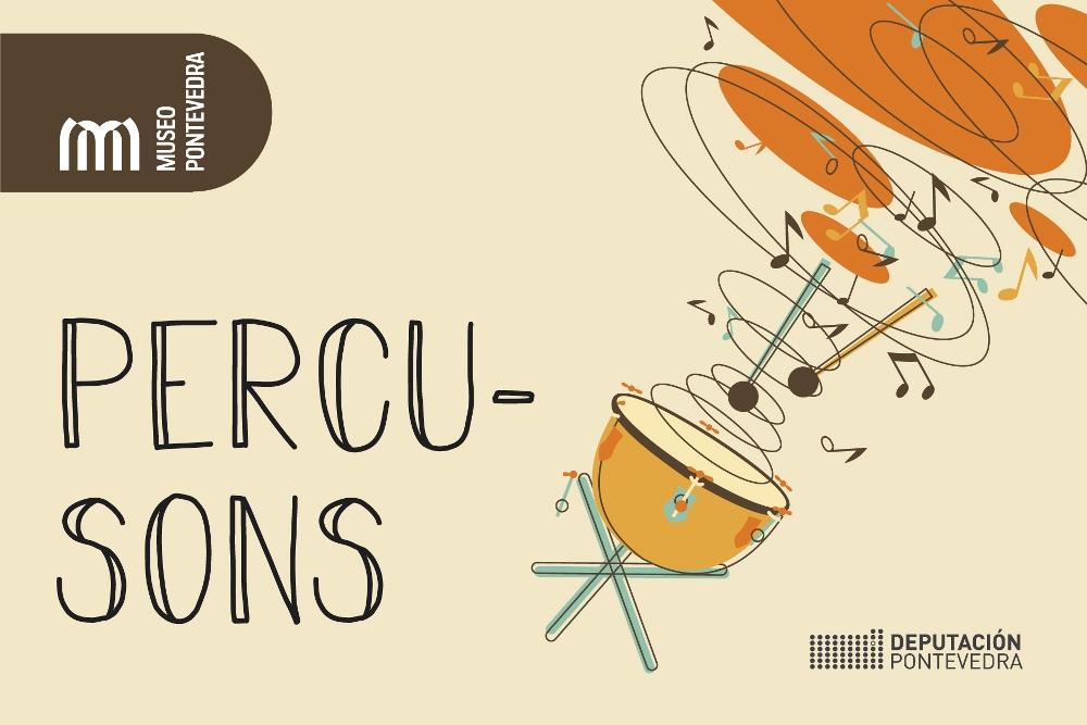 Percu Sons concierto Pontevedra