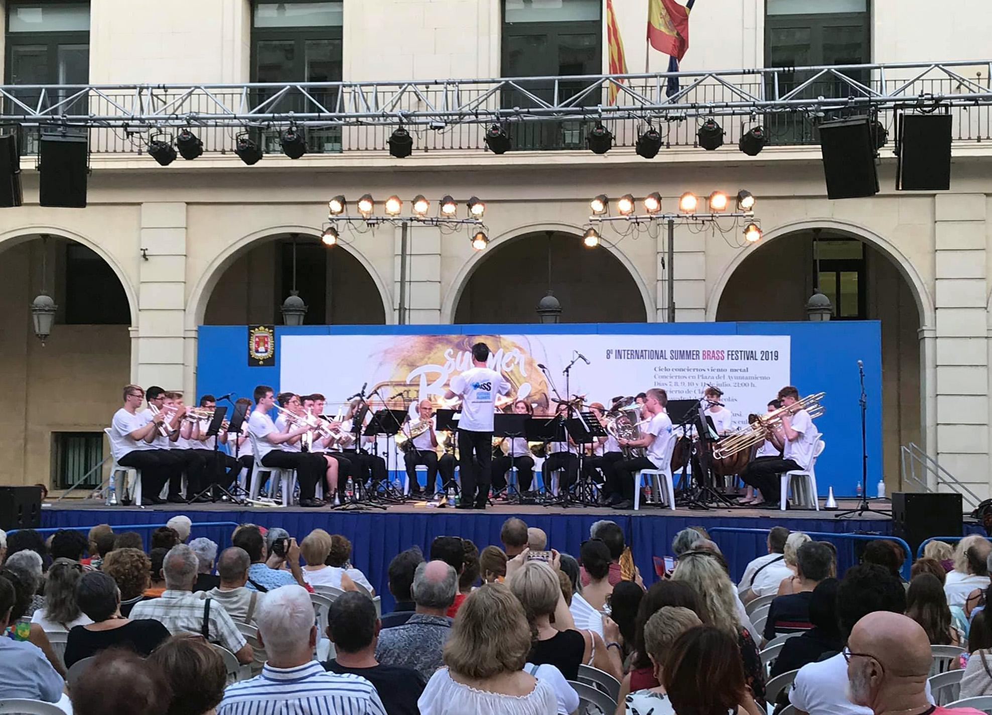 Summer Brass Festival Alicante 2021