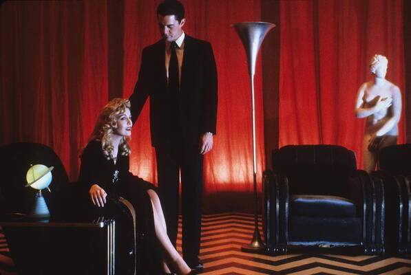 'Twin Peaks: Fuego camina conmigo' en la Filmoteca
