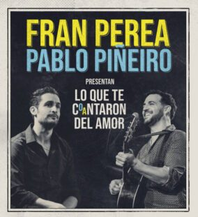 Fran Perea concierto Santiago