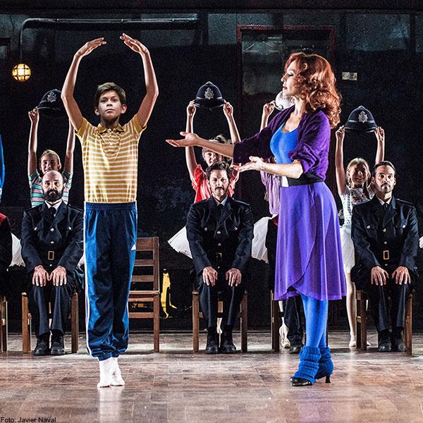 Billy Elliot. El musical en Teatre Victòria en Barcelona