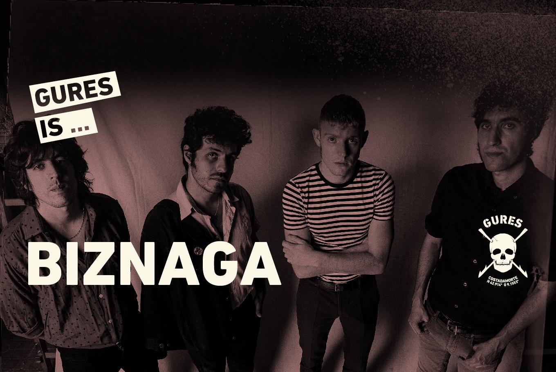 Concierto de Biznaga en A Coruña