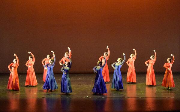 danza dantea en camargo