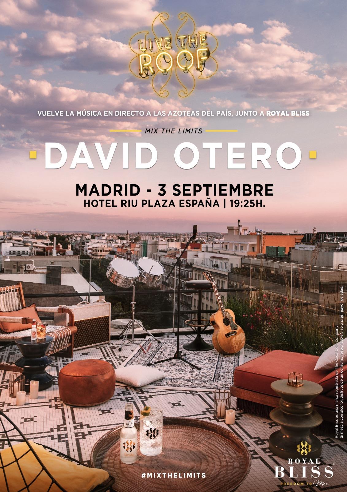 david otero en live the roof madrid 16261660834582608